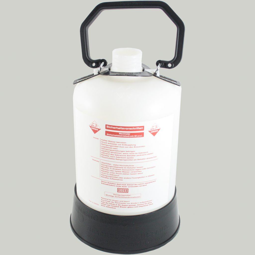 Rengøringbeholder 5 liter uden fitting