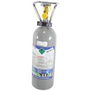 CO2 – flaske, 2kg – fyldt
