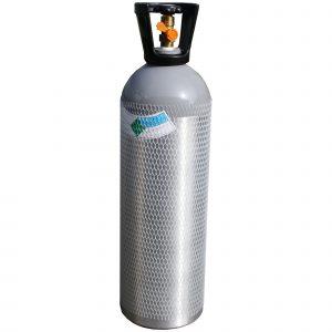 10 kg aluminium co2 flaske