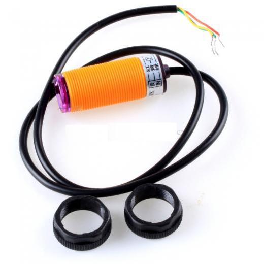 Optisk-Elektronik Sensor NPN NO 18MM 5VDC