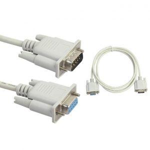 Seriel RS232 9-Pin forlænger kabel 3mtr.