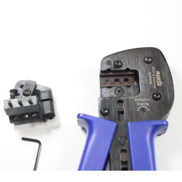MC4 kabel Crimptang