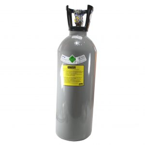 CO2 – flaske, 6kg og 10kg