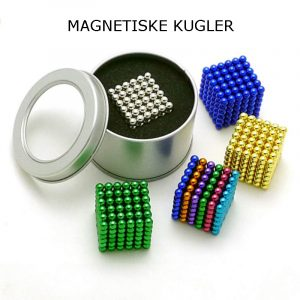 Magnetiske kugler