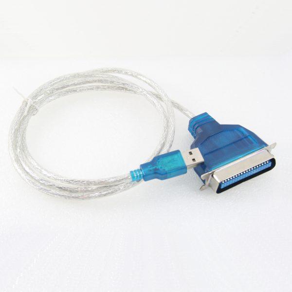 USB til Parallel printer kabel