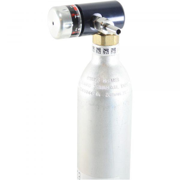 Co2 Sodastream sæt med regulator og co2 flaske